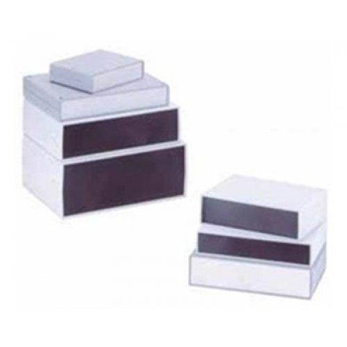 Κουτί πλαστικό IP54 245x175x50mm γκρί με αποσπώμενη πρόσοψη G750 Gainta
