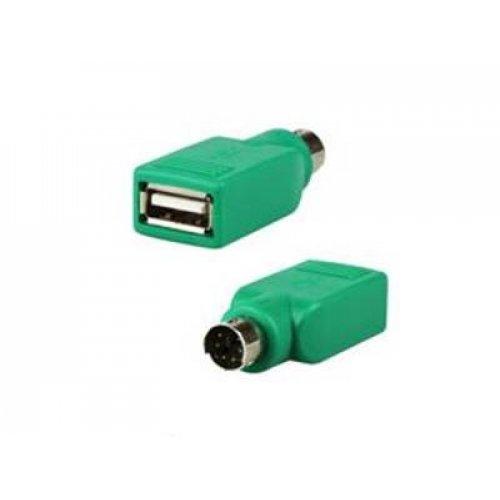 Αντάπτορας USB A θηλυκό -> PS2 αρσενικό DIN6M