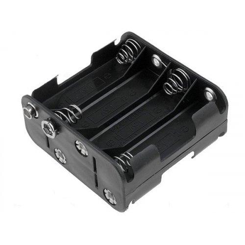 Μπαταριοθήκη 8 x AA μπαταρίας με solder lug BH0024B