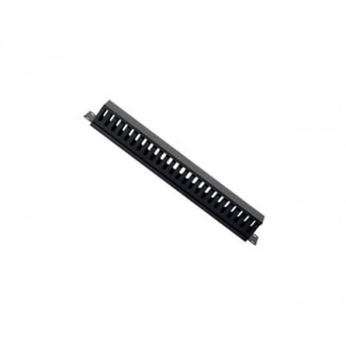 Οργανωτής καλωδίων 1U κλειστού τύπου μεταλλικό για rack 15 θέσεων Safewell