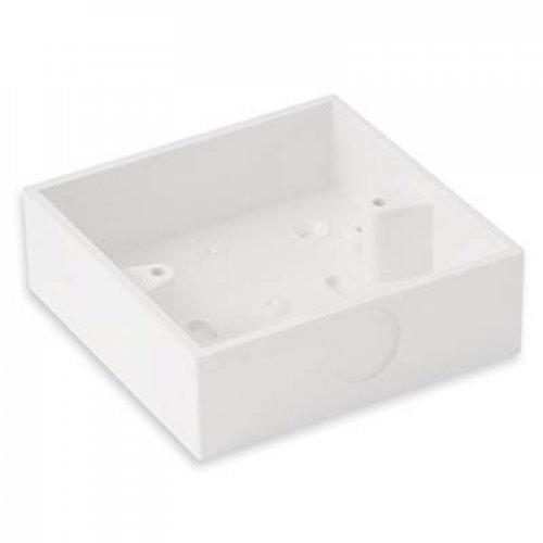 Κουτί πρίζας δικτύου UK λευκό 86x86mm 185705-1 AMP Tyco