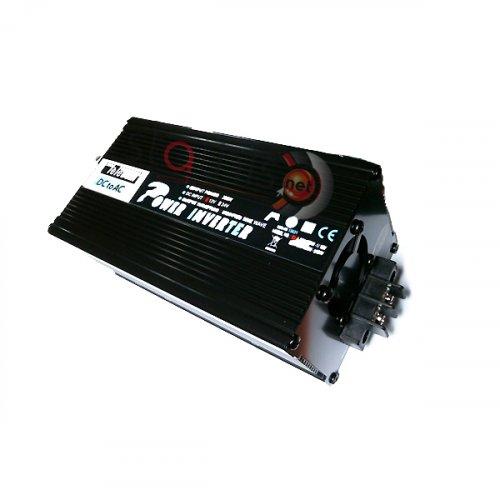 Inverter 12V -> 230V 300W + USB τροποποιημένο ημίτονο A300 Telecom