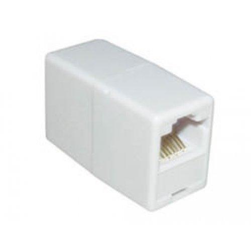 Αντάπτορας τηλεφώνου 6P6C θηλύκο -> 6P6C θηλύκο 1 -> 1 Cat5e T201-01 Lancom
