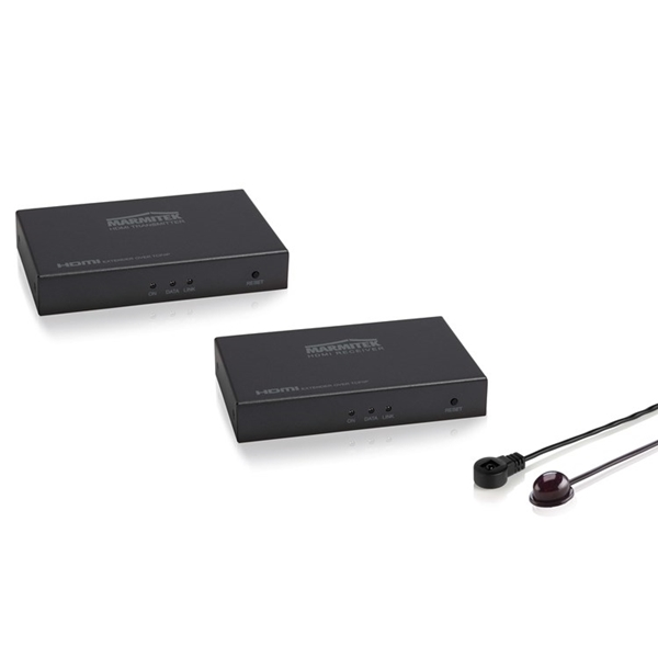 Remote Extender MegaView 91 - HDMI & RC Μέσω Μονού CAT5/6  Marmitek