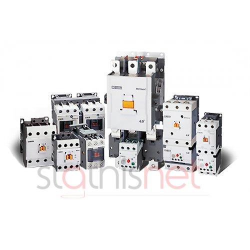 Relay ισχύος 3pin 11kw 60V DC 1NO 1NC MC-22b Metasol LG