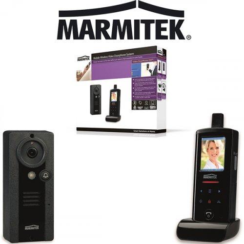Θυροτηλέφωνο ασύρματο με εικόνα 210 Marmitek