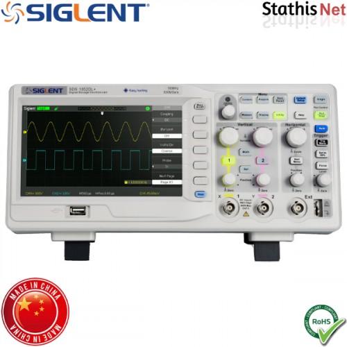 Ψηφιακός Παλμογράφος 2 καναλιών SDS1052 DL Siglent