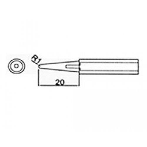 Μύτη κολλητηρίου 1,0mm για κολλητήρι σταθμού SS-218-B Proskit