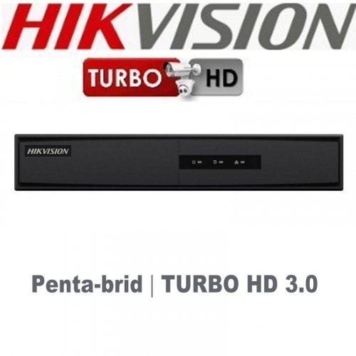 DVR 4 καναλιών Turbo-HD 720p DS-7204HGHI-F1 Hikvision