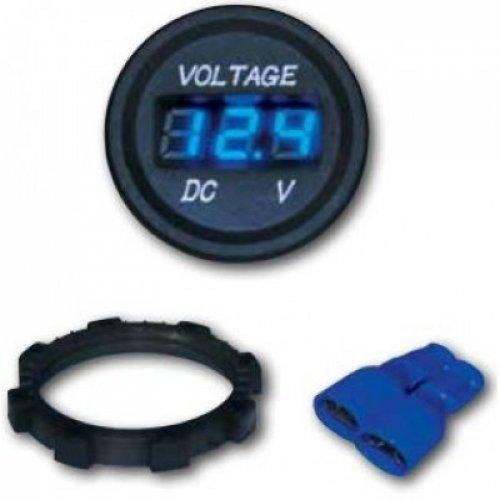 Βολτόμετρο Ψηφιακό  5-30V DCΦ 27mm FC4-30V Focan