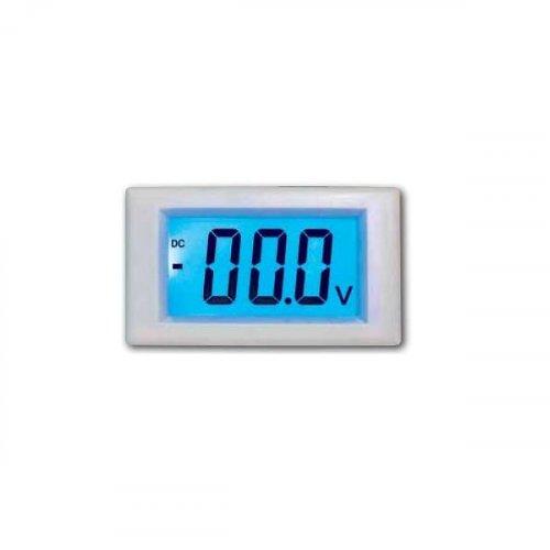 Βολτόμετρο Ψηφιακό 0-50V DC 70x40mm FC4 Focan