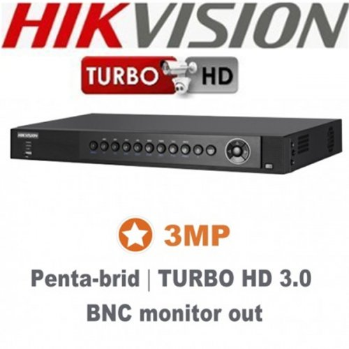 DVR 8 καναλιών Turbo-HD 3.0 1080p DS-7608HUHI-F2/N Hikvision