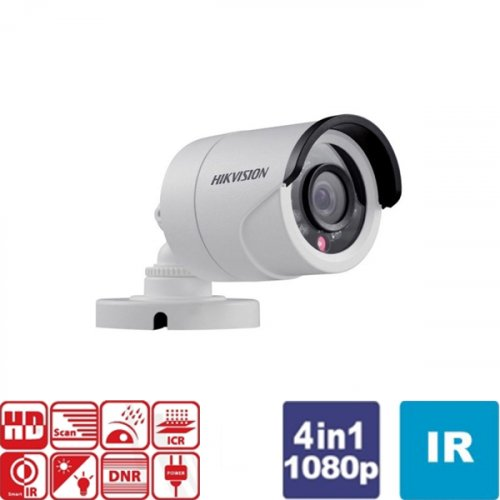 Κάμερα Bullet IR 3.6mm Turbo-HD 1080p DS-2CE16D0T-IRF Hikvision