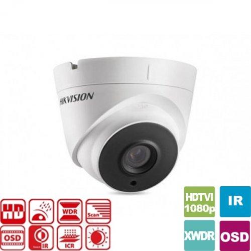 Κάμερα Dome IR 2,8mm IP66 Turbo-HD 1080p DS-2CE56D7T-ITM Hikvision