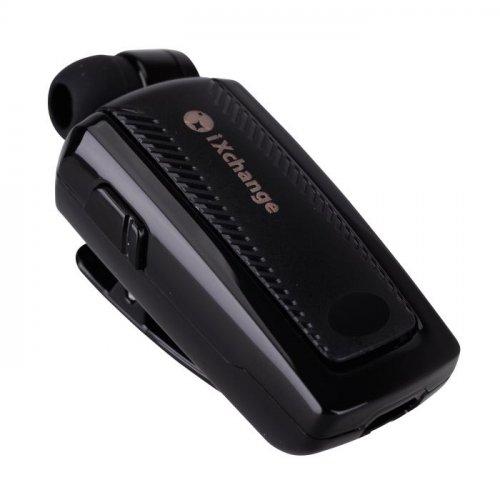 Ακουστικό bluetooth headset retractable μαύρο UA25XB-N1 iΧchange