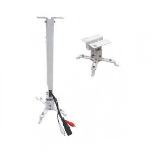 Βάση Projector Οροφής Ασημί PRB-2 LLC
