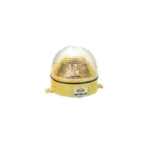 Φάρος strobe 230V 90x80mm διάφανος D-800W