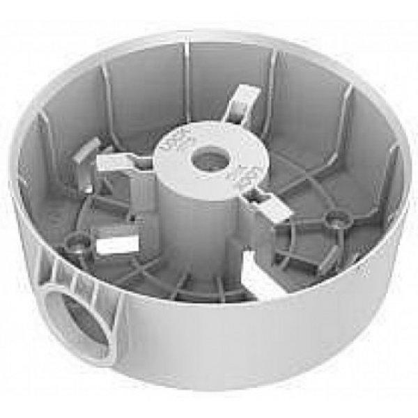 Βάση τοίχου - κουτί διακλάδωσης για κάμερες οροφής IP mini speed DS-1280ZJ-PT3 Hikvision
