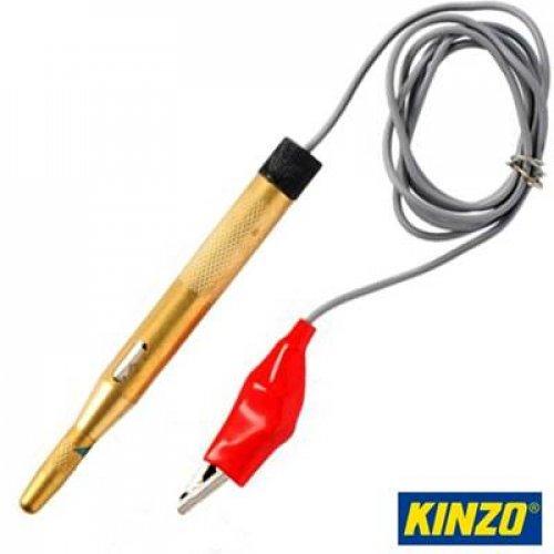 Κατσαβίδι δοκιμαστικό τάσεως 6 - 24VDC 48582 Kinzo