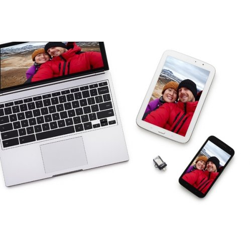 Usb flash drive dual ultra 3.0 SDDD3-032G-G46 32GB SanDisk