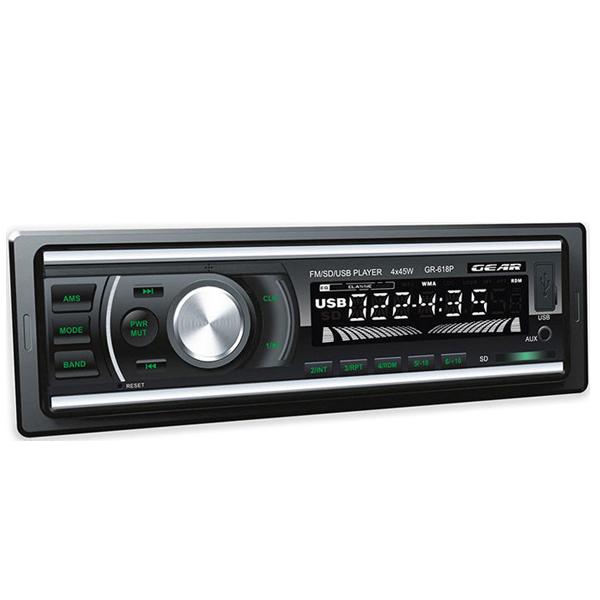 Ράδιο USB/SD αυτοκινήτου GR-618P GEAR