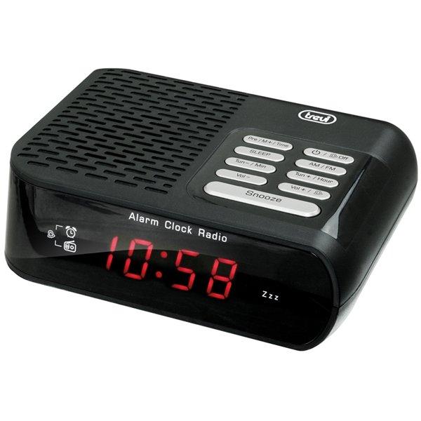 Ρολόι-ράδιο RC 827 D TREVI