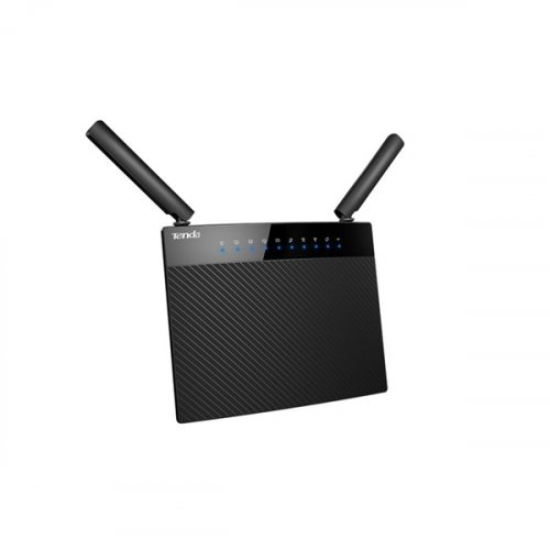 Modem router + repeater + access point wirelles N 4port Annex A AC9 TENDA