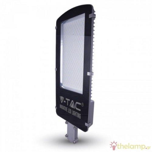 Led φωτιστικό δρόμου 50W 100-240V warm white 3000K 5474 VT-15131ST V-TAC