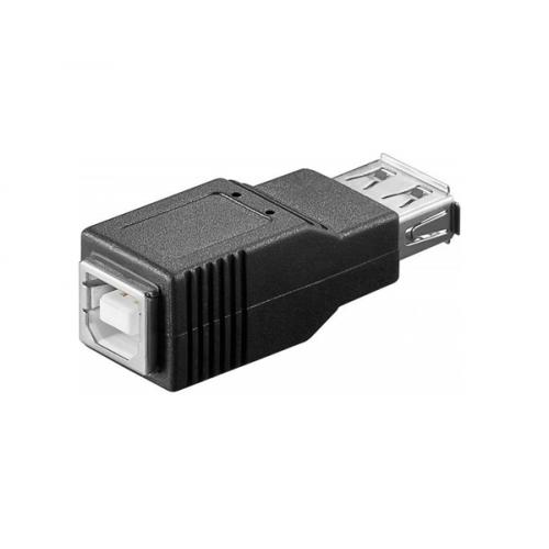 Αντάπτορας USB Α θηλυκό -> USB B θηλυκό 50290 Goobay
