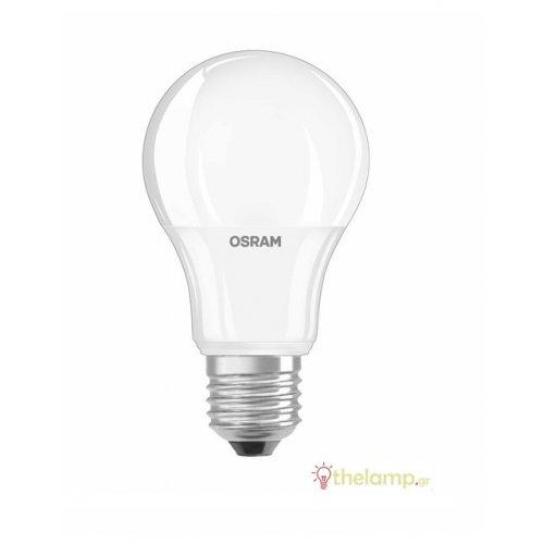 Led γλομπάκι G45 5.7W E27 240V warm white 2700K value Osram