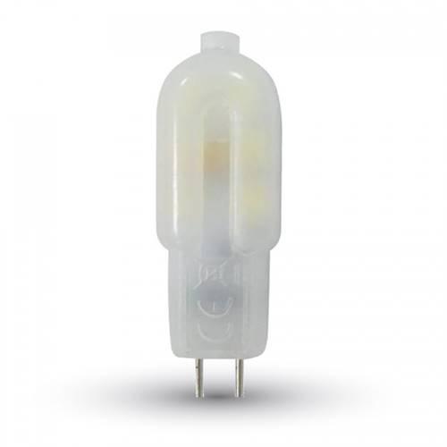 Led G4 1.5W T18 12V day light 6400K 4465 VT-1942 V-TAC