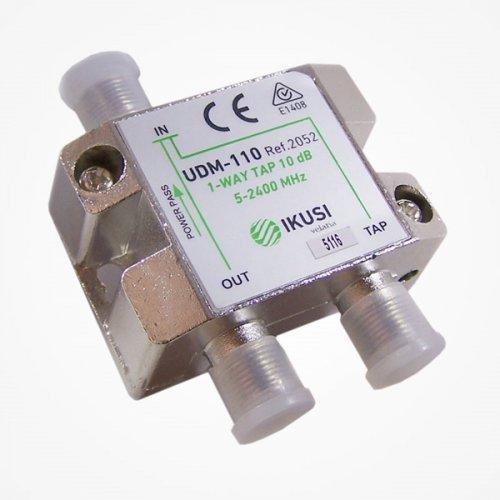 Διακλαδωτής TAP-OFF ->1 εξόδου UDM-110 IKUSI