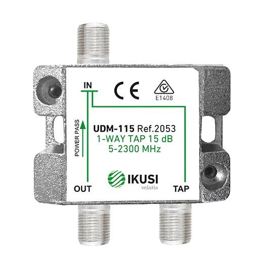 Διακλαδωτής TAP-OFF ->1 εξόδου UDM-120 IKUSI