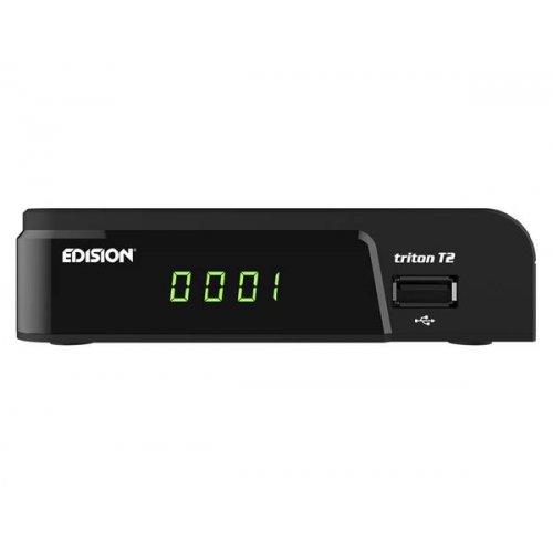 Δέκτης MPEG 4 Επίγειος ψηφιακός TRITON T2 EDISION HD