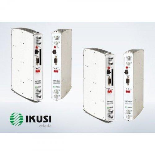 Modulator RF triple satellite processor SPC-030 IKUSI