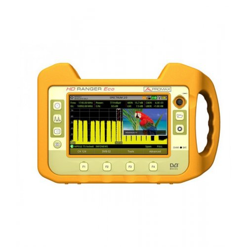 Πεδιόμετρο & αναλυτής φάσματος PROMAX HD RANGER Eco