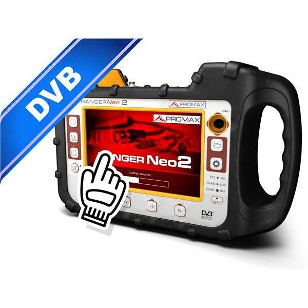 Πεδιόμετρο & αναλυτής φάσματος PROMAX HD RANGER Neo 2