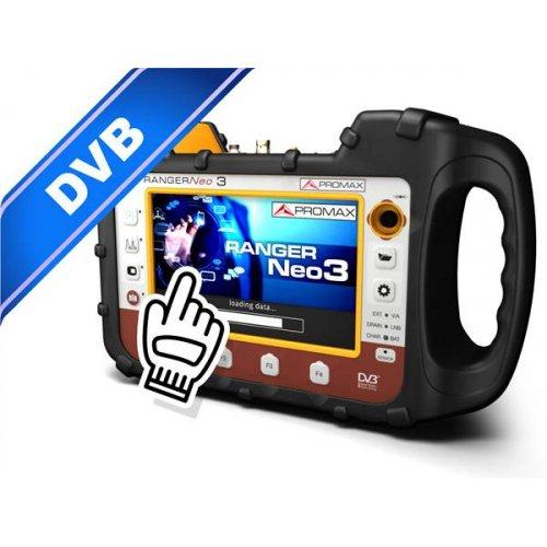 Πεδιόμετρο & αναλυτής φάσματος PROMAX HD RANGER Neo 3