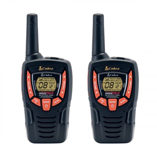 Walkie talkie PMR AM-845 μαύρο Cobra