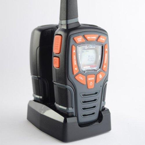 Walkie talkie PMR AM-845 μαύρο Cobra