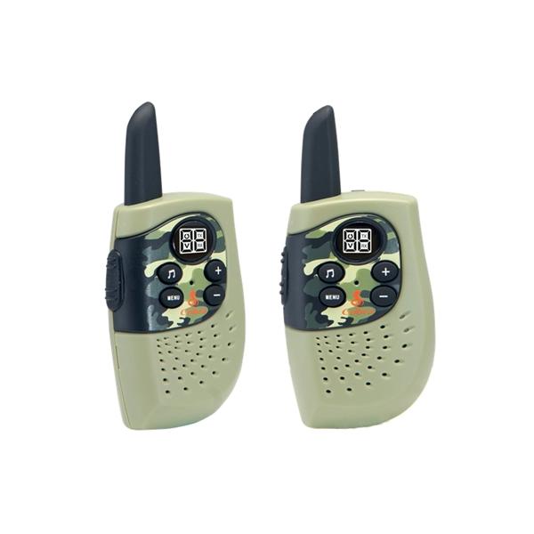 Walkie talkie PMR HM-230 πράσινο Cobra