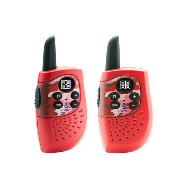 Walkie talkie PMR HM-230 κόκκινο Cobra