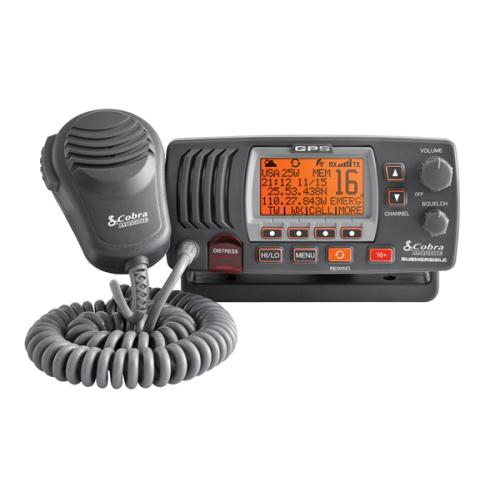 Πομποδέκτης VHF marine με GPS MR-F77/B Cobra