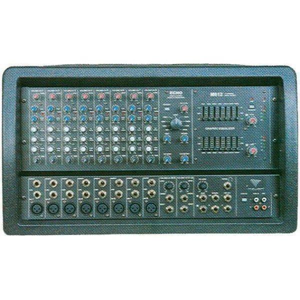 Κονσόλα αυτοενισχυομένη 6ch. 2x200W / 8 Ω M-406 Azusa