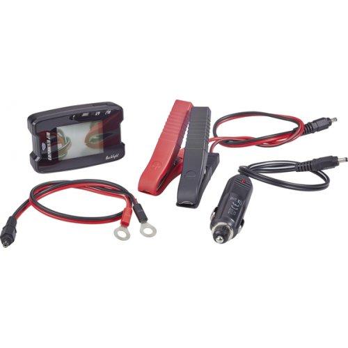 Tester μπαταριών μολύβδου 12V/24V DC με LCD panel MW 336 Minwa