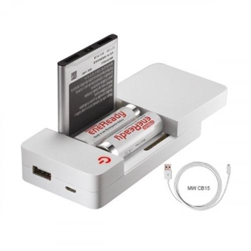 Φορτιστής μπαταριών universal MW-I316 Minwa