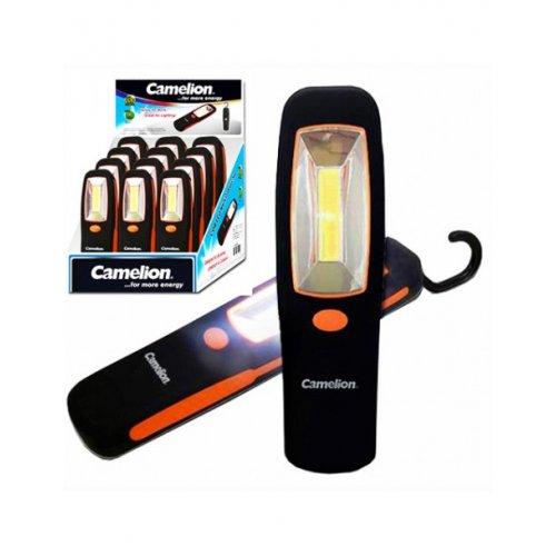 Φακός 3 x AA 220 lumen 3W SL-5240N Camelion