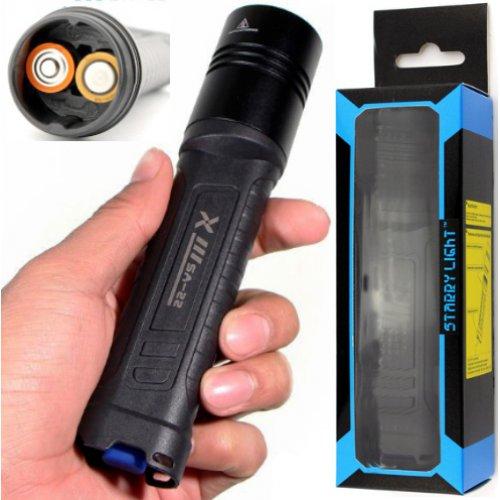 Φακός 4 x AA 880 lumen αδιάβροχος IPX-8 SA22 Starrylight