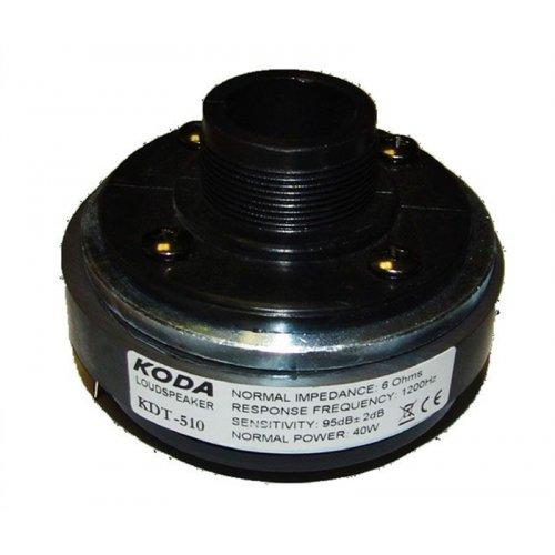 Κεφαλή 6Ω 40W KDT-510 Koda