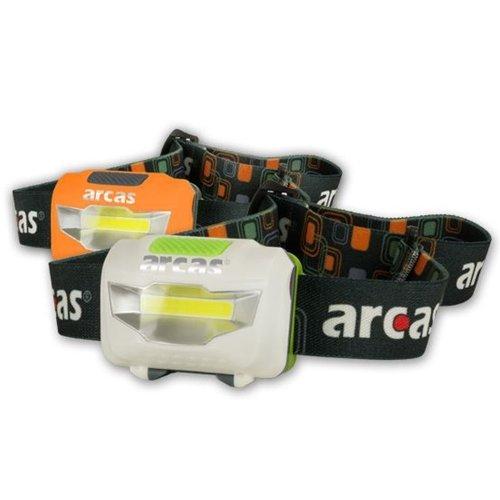 Φακός 3 x AAA 3W led κεφαλής 307 10014 ARC-3W Arcas